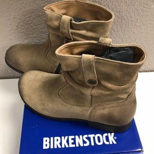 Birkenstock Sarnia Suede Boots